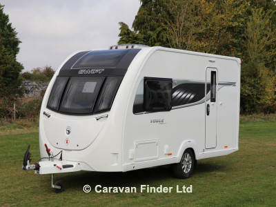 Swift Sprite Vogue 480 2020  Caravan Thumbnail