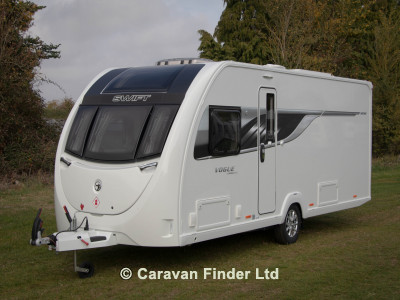 Swift Sprite Vogue 580 SB 2020  Caravan Thumbnail