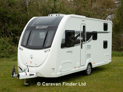 Swift Sprite Vogue 585 SR 2020  Caravan Thumbnail