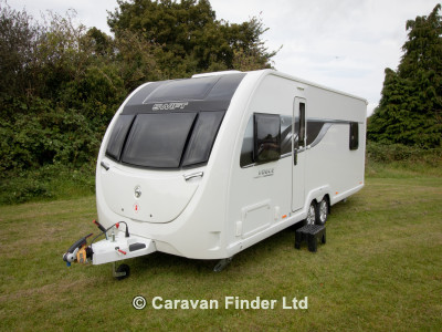 Swift Swift Vogue 635 EB 2020  Caravan Thumbnail