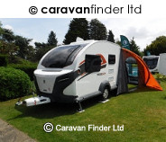 Swift Basecamp Plus  2021 caravan