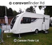 Swift Challenger 480 Lux Pack 2021 caravan