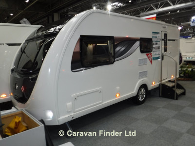 Swift Challenger 530 Lux Pack 2021  Caravan Thumbnail