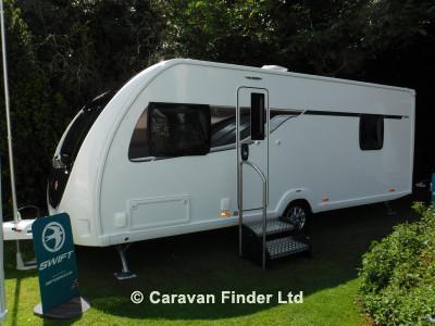Swift Challenger 560 2021  Caravan Thumbnail