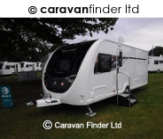 Swift Challenger 580 Lux Pack 2021 caravan