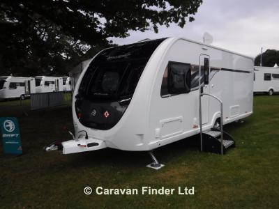 Swift Challenger 580 Lux Pack 2021  Caravan Thumbnail