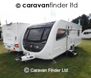 Swift Challenger X 850  2021 caravan
