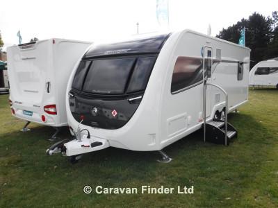 Swift Challenger X 850 Lux  Pack 2021  Caravan Thumbnail