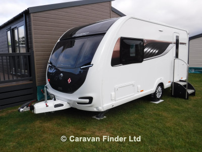 New Swift Elegance 480 2021 touring caravan Image