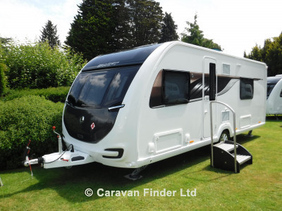 Swift Elegance 565 2021  Caravan Thumbnail