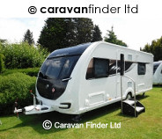 Swift Elegance 565 2021 caravan