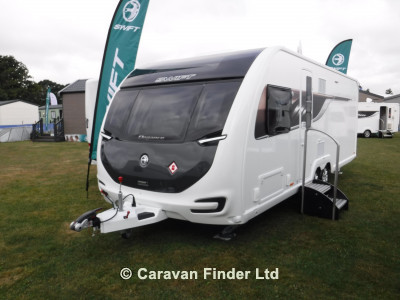 Swift Elegance X 835 Lux Pack 2021  Caravan Thumbnail