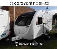 Swift Sprite Alpine 4  2021 caravan