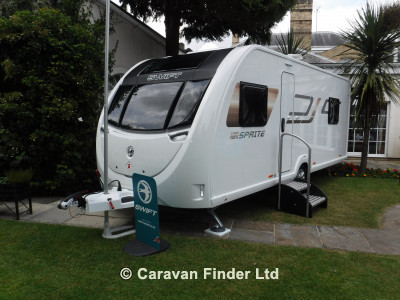 Swift Sprite Major 4 EB  2021  Caravan Thumbnail
