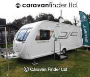 Swift  Sprite Major 4 SB  2021 caravan