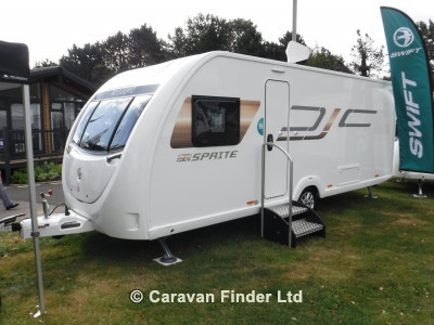 Swift Sprite Super Major 4 SB 2021  Caravan Thumbnail