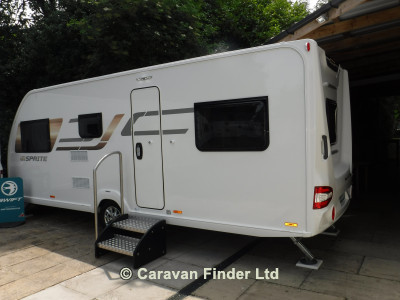 Swift Sprite Major 6 TD  2021  Caravan Thumbnail