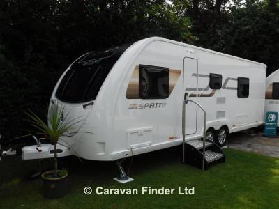 Swift Sprite Quattro EW 2021  Caravan Thumbnail