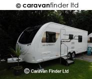 Swift Sprite Quattro EW  2021 caravan