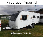 Swift Sprite Quattro FB  2021 caravan