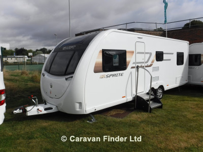 Swift Sprite Quattro FB  2021  Caravan Thumbnail