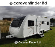Swift Sprite Super Quattro FB  2021 caravan