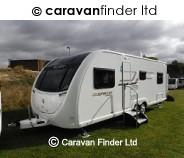 Swift Sunrise 820 2021 caravan