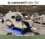 Swift Basecamp 4 2022 caravan