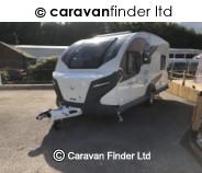 Swift Basecamp 6 2022 caravan