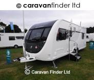 Swift Challenger 650 2022 caravan