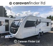 Swift Challenger X 850  2022 caravan