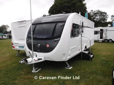 Swift Challenger X 880 2022  Caravan Thumbnail