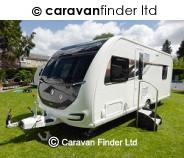 Swift Conqueror 560 2022 caravan