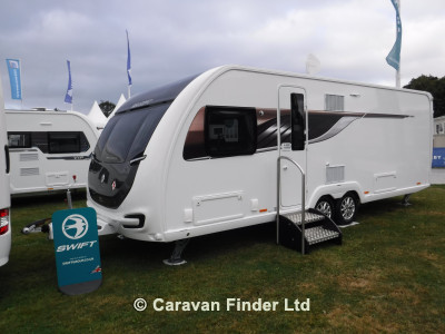 New Swift Elegance Grande 845 2022 touring caravan Image