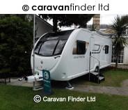 Swift Sprite Major 4 EB  2022 caravan
