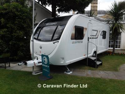 Swift Sprite Major 4 EB 2022  Caravan Thumbnail