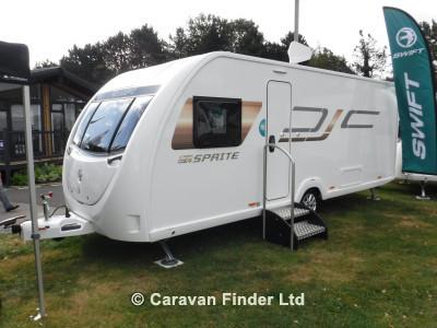 Swift Sprite Super Major 4 SB  2022  Caravan Thumbnail