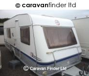 Tec Weltbummler 560te 2003 caravan