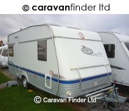 Tec Travel King 460 2005 caravan