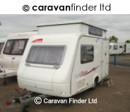 Trigano Rubis 310 1995 caravan