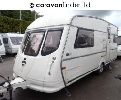 Used Vanroyce 535 EK Classic 2001 touring caravan Image