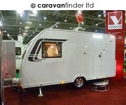 Used Venus 380 2012 touring caravan Image