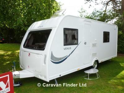 Used Venus 500 2014 touring caravan Image