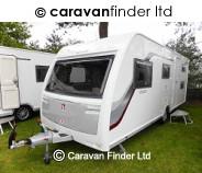 Venus 580/6 2016 caravan