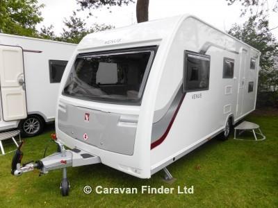 Used Venus 580/6 2016 touring caravan Image