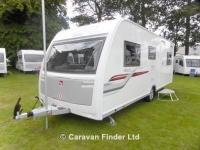 Venus Venus 590 2017  Caravan Thumbnail
