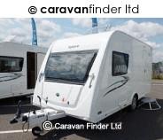 Xplore Breeze 402 2014 caravan