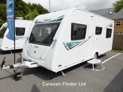 Xplore Elddis Xplore 526 2017  Caravan Thumbnail