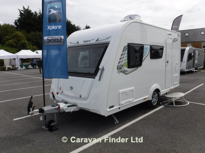 New Xplore 304 SE 2020 touring caravan Image