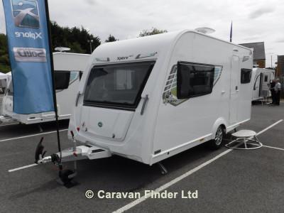 Xplore 422 SE 2020  Caravan Thumbnail